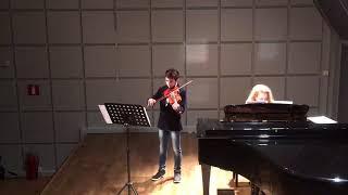 Violin Concerto in A minor Op. 3 No 6 Vivaldi