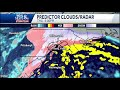 UPDATED: Hour-by-hour snow, sleet, ice projections