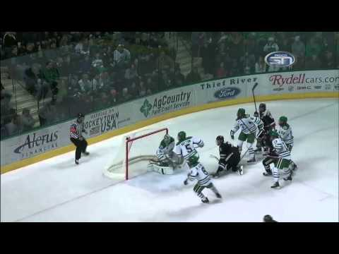 North Dakota Hockey with Dave Hakstol 12.2.14