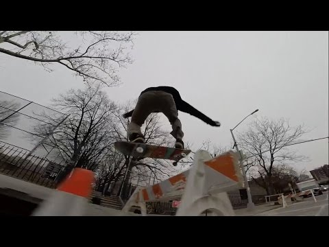 Skate All Cities – GoPro Vlog Series #066 / Winter Is Coming...