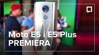 TANIE i DOBRE smartfony: Moto E5 i E5 Plus - pierwsze wrażenia