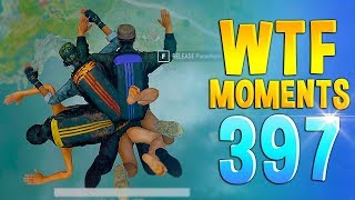 PUBG Daily Funny WTF Moments Highlights Ep 397