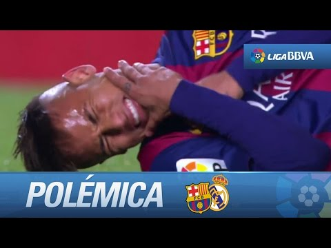 Polémica: placaje de Ramos a Neymar
