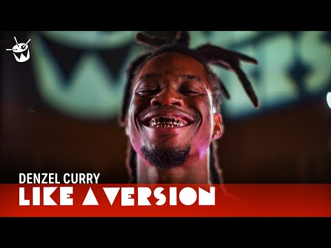 Denzel Curry - 'BLACK BALLOONS | 13LACK 13ALLOONZ' Ft. Sampa The Great (live for Like A Version)