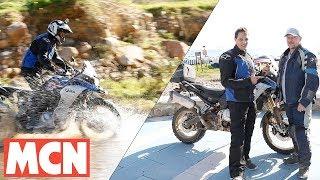 2019 BMW F850GSA ridden and interview | Motorcyclenews.com