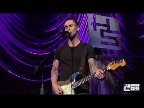 "Adam Levine Performs ""Purple Rain"" At The Howard Stern Birthday Bash"