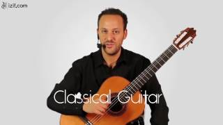 Learn Classical Guitar 1 | izif com