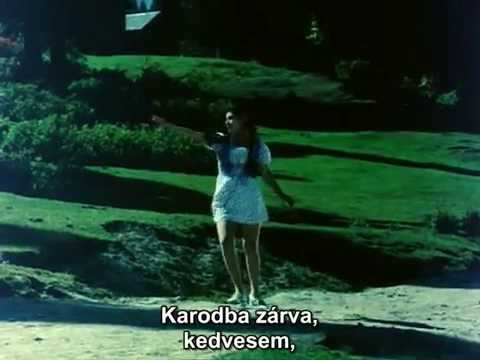 Hum Tum Ek Kamre Mein Band Ho (with Hungarian subtitles)