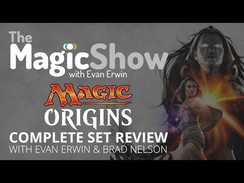 Magic Origins Complete Set Review - Black! [Magic the Gathering]