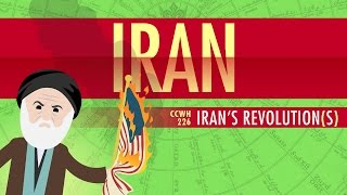 Iran's Revolutions: Crash Course World History 226