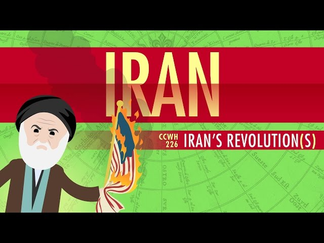 Iran's Revolutions: Crash Course World History 226