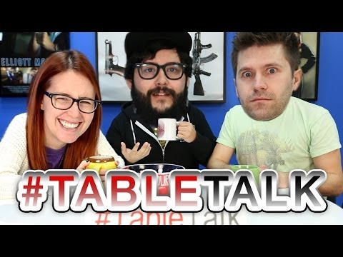 Fortune Cookies, Lady Gaga, and Worst Travel Stories on #TableTalk!