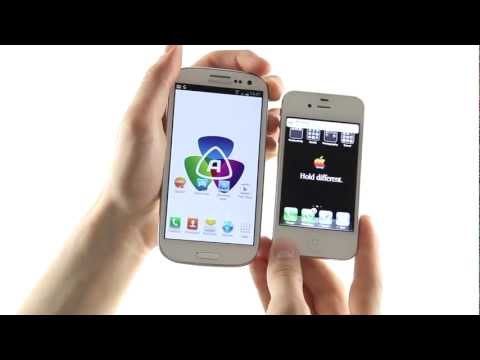 Samsung Galaxy S III vs Apple iPhone 4S