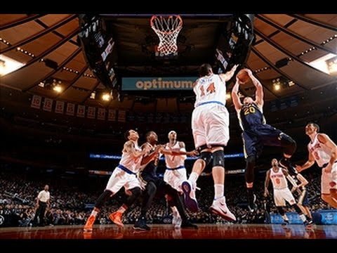 Best of Phantom: Jazz Vs. Knicks