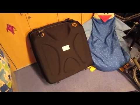 BROMPTON Bike B POD Polaris Travel Case Luggage review 2015