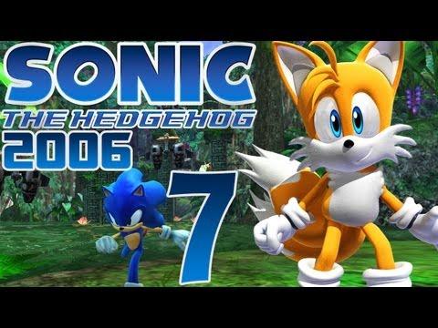 Lets Play Sonic the Hedgehog 2006 - Part 7 - Die Prüfungen...