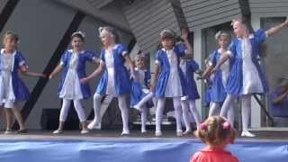 20130622 Kinder aus Russland tanzen Elements Tanzensemble Teil 2 22  Internationales Stadtfest