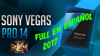 sony vegas pro 14 full español 64 bits ultima version 2017
