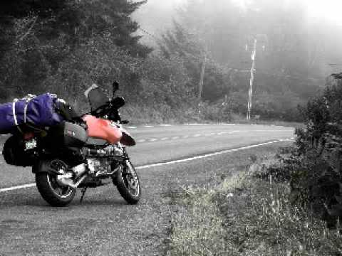 Alaska by motorcycle