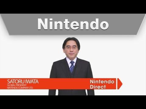 Nintendo Direct 5.17.2013