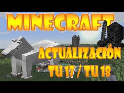 Actualización Minecraft TU17 / 1.07 (TU19  / 1.09) Ps3 y Xbox ( español fecha y contenido ) tu 17