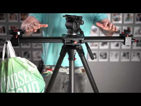 Slider/tripod flexing? | How to check & fix | Tested with iFootage + Manfrotto 535