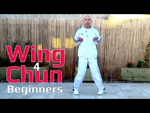 Wing Chun Lesson 1:Basic leg excercise Image 1