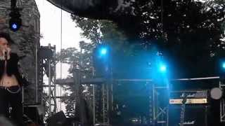 The Frozen Autumn - Your Touch ( Live at Castle Party 2015 , Bolków , 19.07.2015)