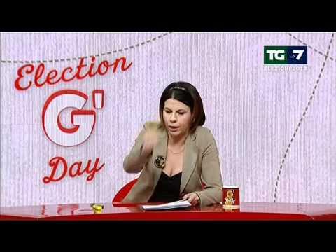 """Geppi Cucciari allo Speciale """"Elezioni Amministrative"""" – 2a incursione (07/05/2012)"""