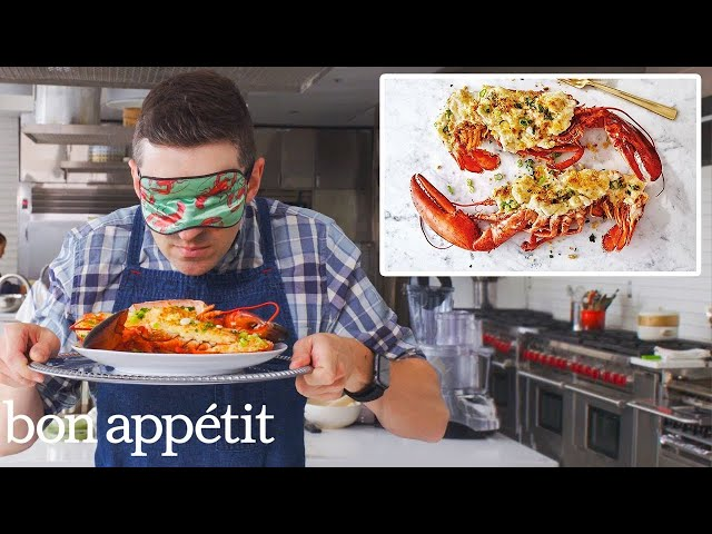 Recreating Snoop Dogg's Lobster Thermidor From Taste | Bon Appétit thumbnail