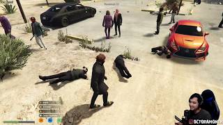 RAMPOK TERUS RAMPOK !! - GTA 5 ROLE PLAY [18/3/2019]
