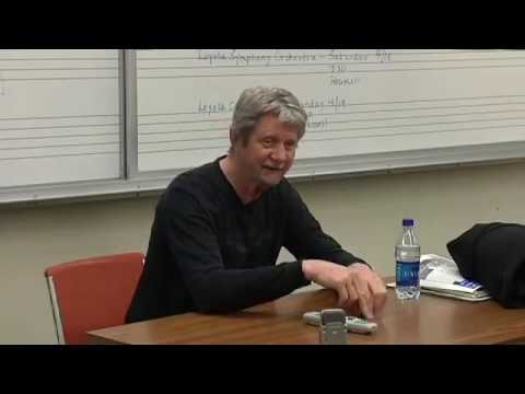 Ralph Murphy Lecture - How to be Successful at Songwriting