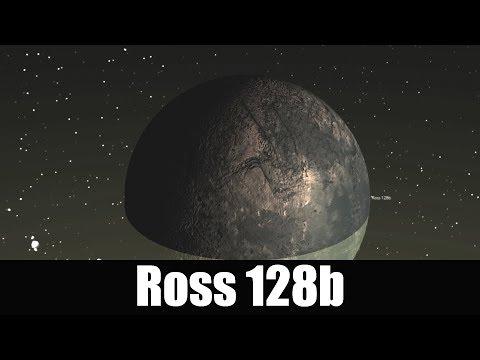 Ross 128b - Erdähnlicher Exoplanet in 11Lj Entfernung