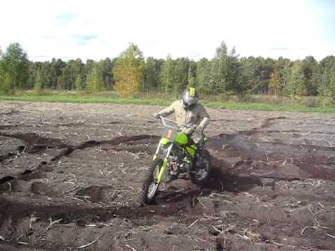 Minsk cross 125 cc