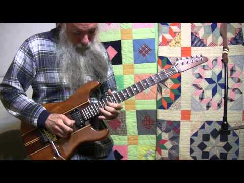 Stranglehold cover (just got one of those wild hairs to try this and see how much I could remember)