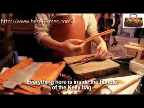The making of hermes bag