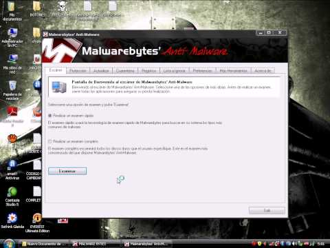 ANTI-MALWARE   CRAKEADO BY HACKER MISTICO