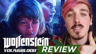 Stoners Review Wolfenstein Youngblood