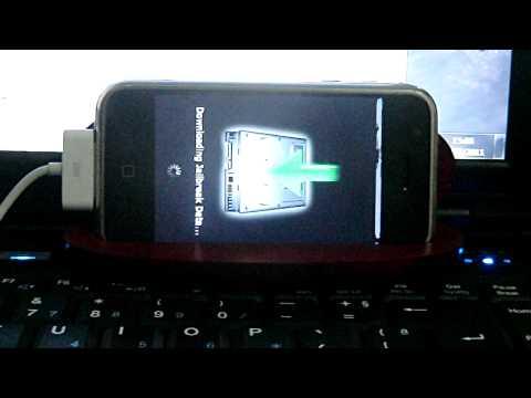 Como desbloquear o Iphone 2G