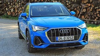 2019 Audi Q3 Review - Baby SUV To BUY !!!!