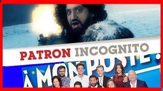 PATRON INCOGNITO - CYRIL HANOUNA: LA GRANDE RASSRAH POUR SES CHRONIQUEURS DE TPMP!