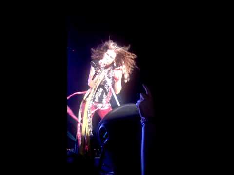 Steven Tyler don't Wana Miss A Thing Osaka 8 14 video