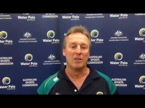 Rio Olympic Games preparation - Greg McFadden