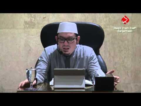 Bab.22 Konsekuensi Nama & Sifat Terhadap Peribadatan Kepada Allah #3 - Ustadz Ahmad Zainuddin, Lc