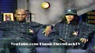 R. Kelly Video - Aaliyah & R. Kelly Interview (1994)