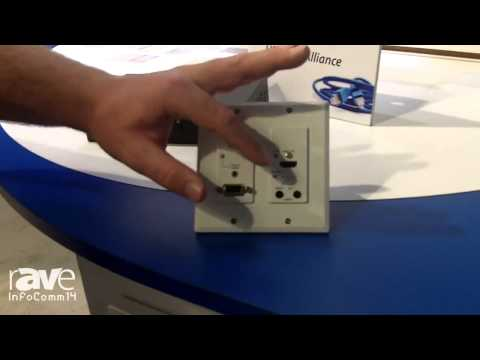 InfoComm 2014: C2G Talks About One of its latest HDBaseT Solutions
