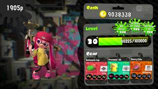 Splatoon 2: Neo Sploosh-o-matic for the win! (Turf Wars) ~ 2018-03-15