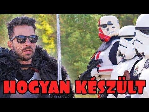 HOGYAN KÉSZÜLT: Trónok Harca vs. Star Wars ! Pamkutya
