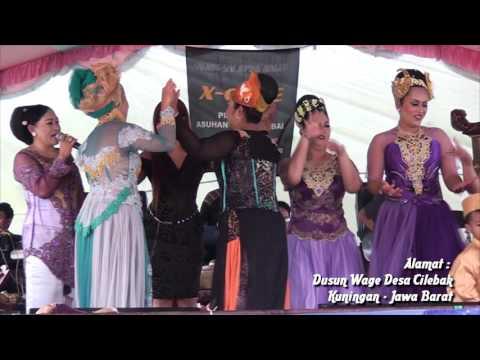 BUDAYA KOTA SUMEDANG KUDA RENGGONG @ Lingkung Seni Jaipong Dangdut X - Gane