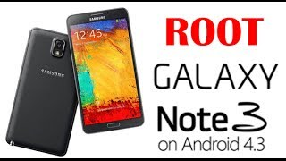 Root Galaxy NOTE 3 español